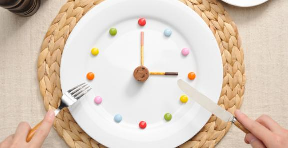What time you eat can determine weight loss or gain