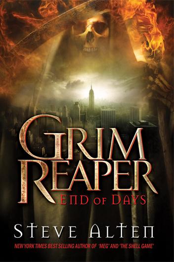 Grim Reaper - Steve Al...