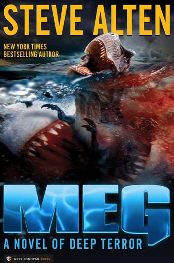 MEG - Novel - Book