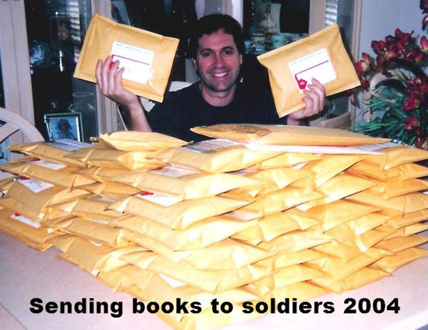 Alten Books To Soldiers