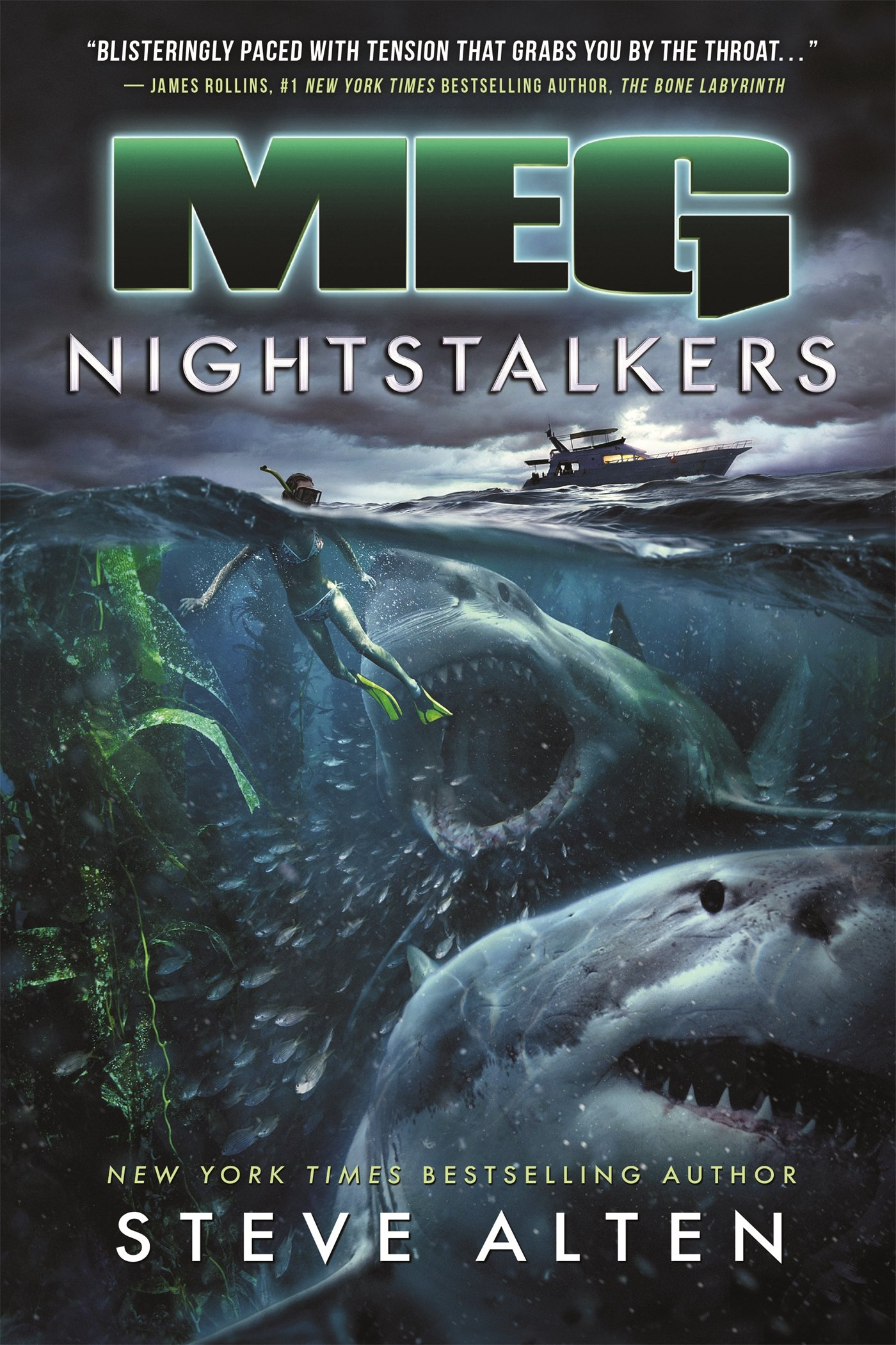 MEG: Night Stalkers