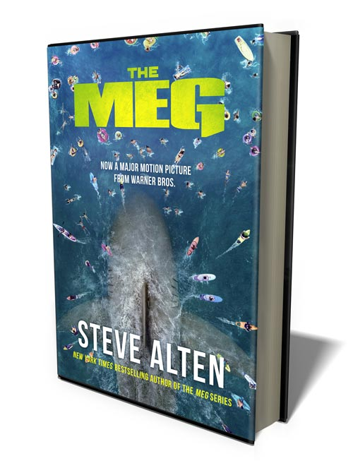 MEG - Novel - Book