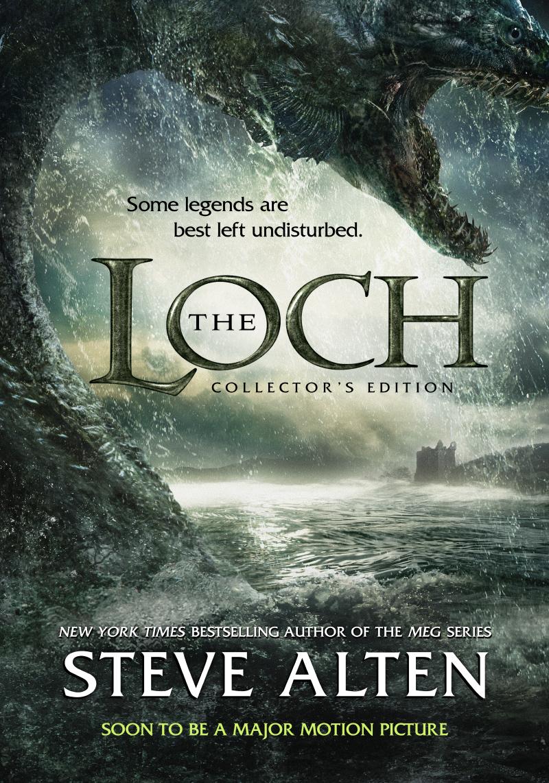 The Loch Book Cover