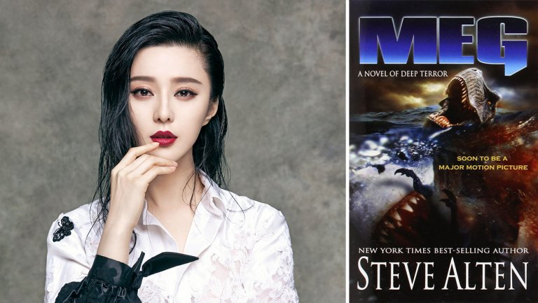 Chinese Star Fan Bingbing Joins Jason Statham in Monster Movie 'Meg'