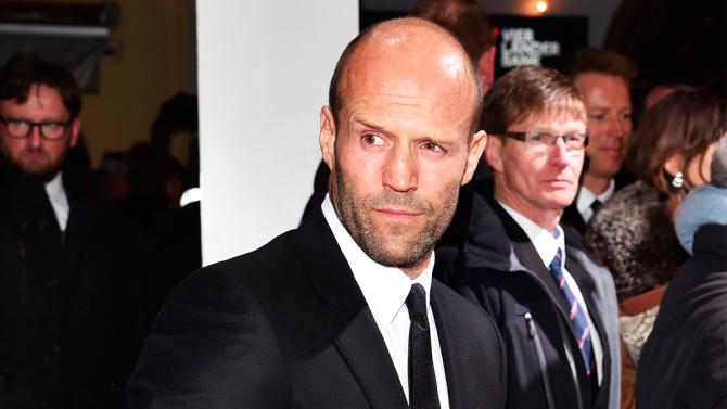 Jason Statham - Staring in new MEG Movie