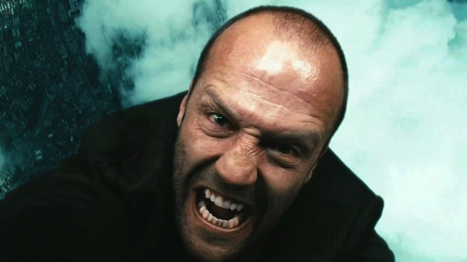 It's Statham vs. prehistoric shark in monster movie Meg